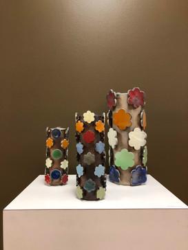 Shield Vases