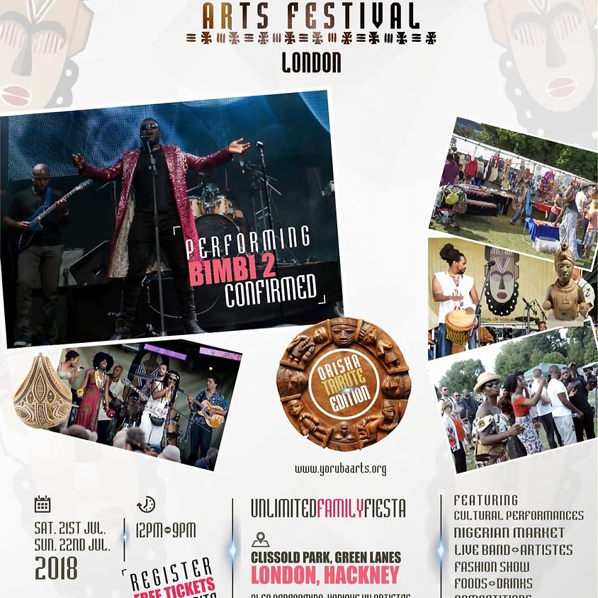 Yoruba Arts Festival london