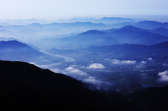 Jirisan 2010, 107x160cm