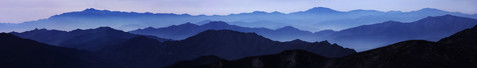 Jirisan 1901, 43x300cm