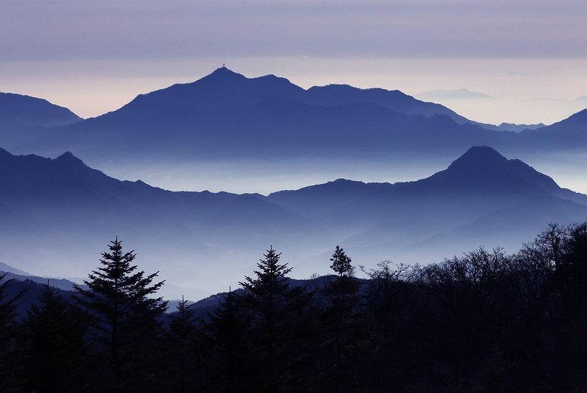 Blue Mountains 2005, 60x90 cm, Archival