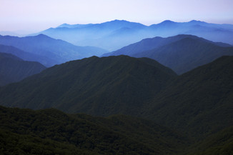 Jirisan 2020, 107x160cm
