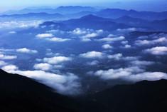 Jirisan 2011, 107x160cm