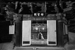 13.Haeinsa 1613, 80x120cm, Archival pigment print on Hanji, 2016