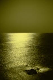 Mind spectrum-달빛바다,100X150cm,Archival Pi