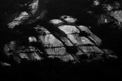 Inwang 1601, 107x160cm, Archival pigment print on Hanji, 2016