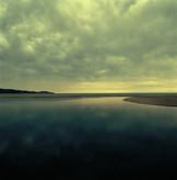 Mind Spectrum-여명의 바다2,100x100cm,Archival