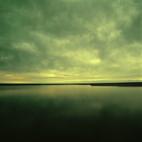 Mind spectrum- 여명의 바다,100x100cm,Archival