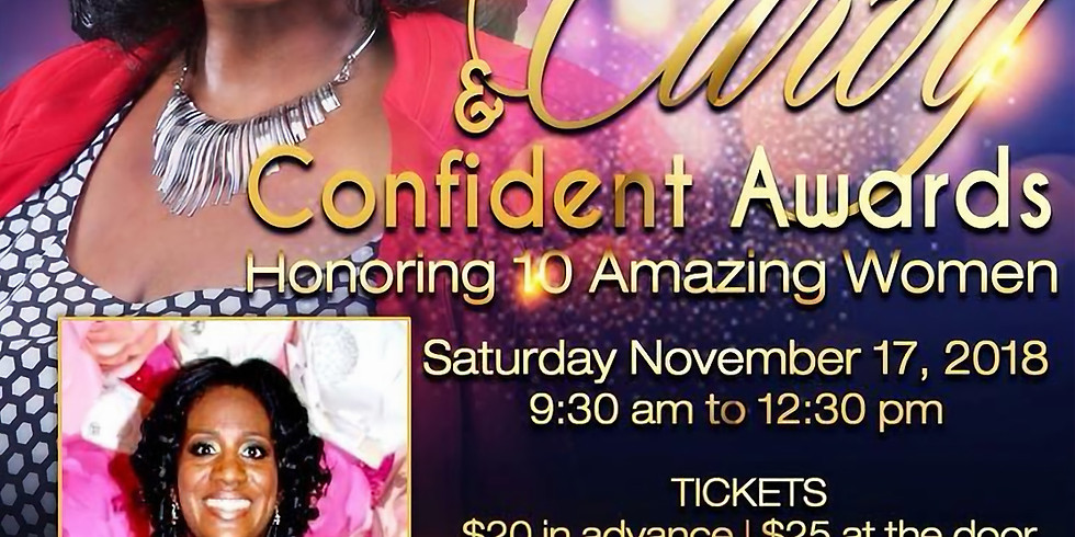 Curvy and Confident Awards