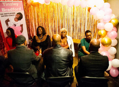 "The Settlefree Ready for Love Speed Dating Mixer Was Sizzling ""Hott!"""