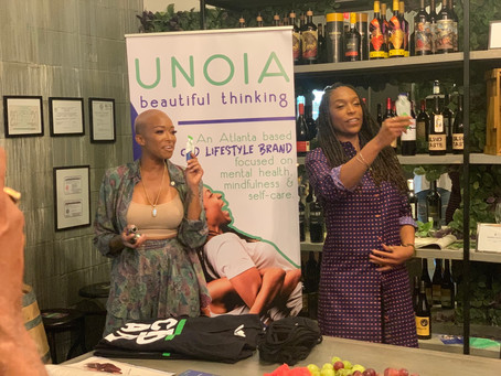Founders Re-brand UNOIA CBD