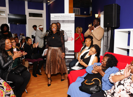 Total Eclipse of Your Fears! Inside Lynita Mitchell-Blackwells Book Launch
