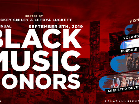 Black Music Honors Salute's Influential Artists and Musicians!