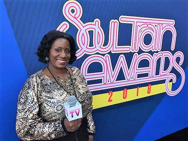 Red Carpet 2018 Soul Train Awards