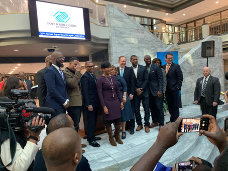 THE 20th ANNUAL BET SUPER BOWL GOSPEL CELEBRATION PRESS CONFERENCE