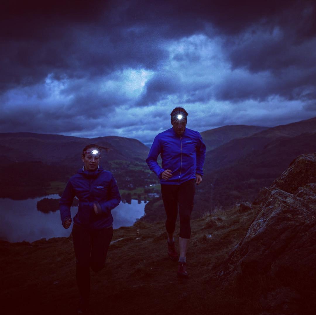 8km twilight run