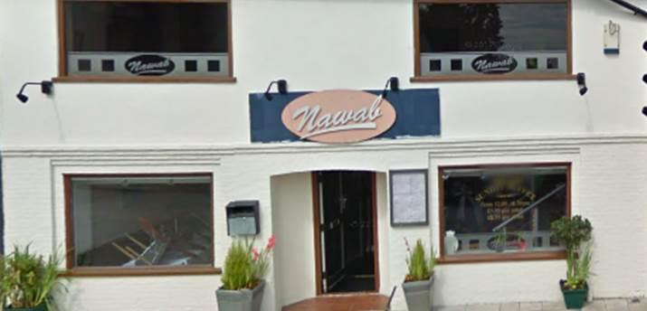 front restaurant for main