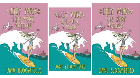 THE SAMPLING: Lily Max: Sun, Surf, Action