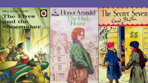 The Books of Jenny Bornholdt's Childhood