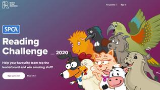 SPCA summer Reading Challenge