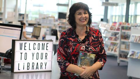 School Librarians of Aotearoa: Alison Hewett