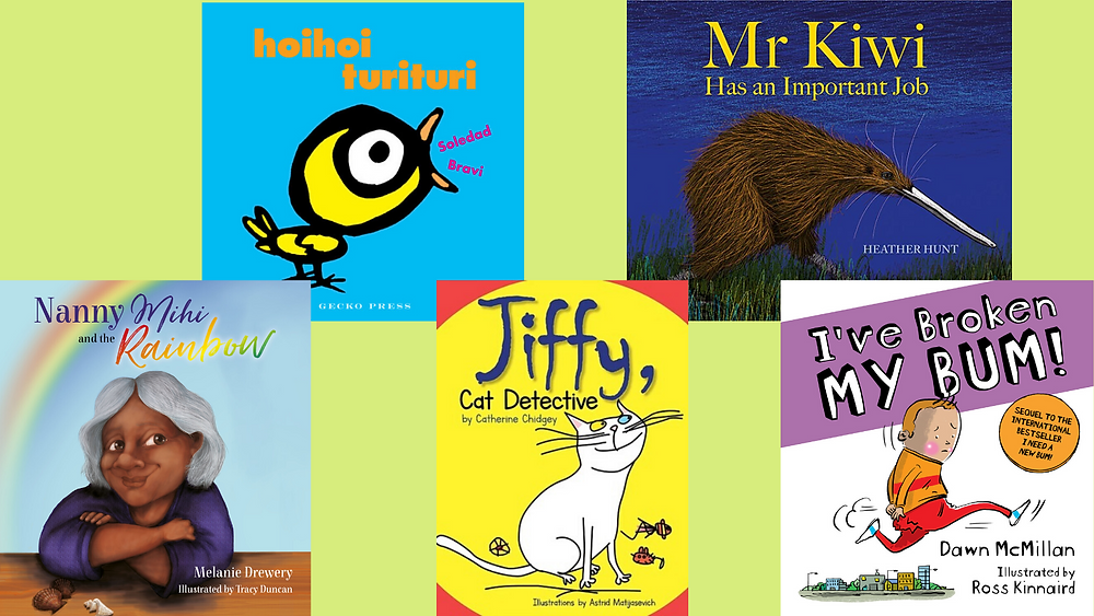header picture books