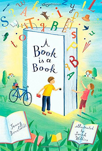 a book is a book