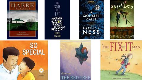 Book List: Prescription Pad Literature