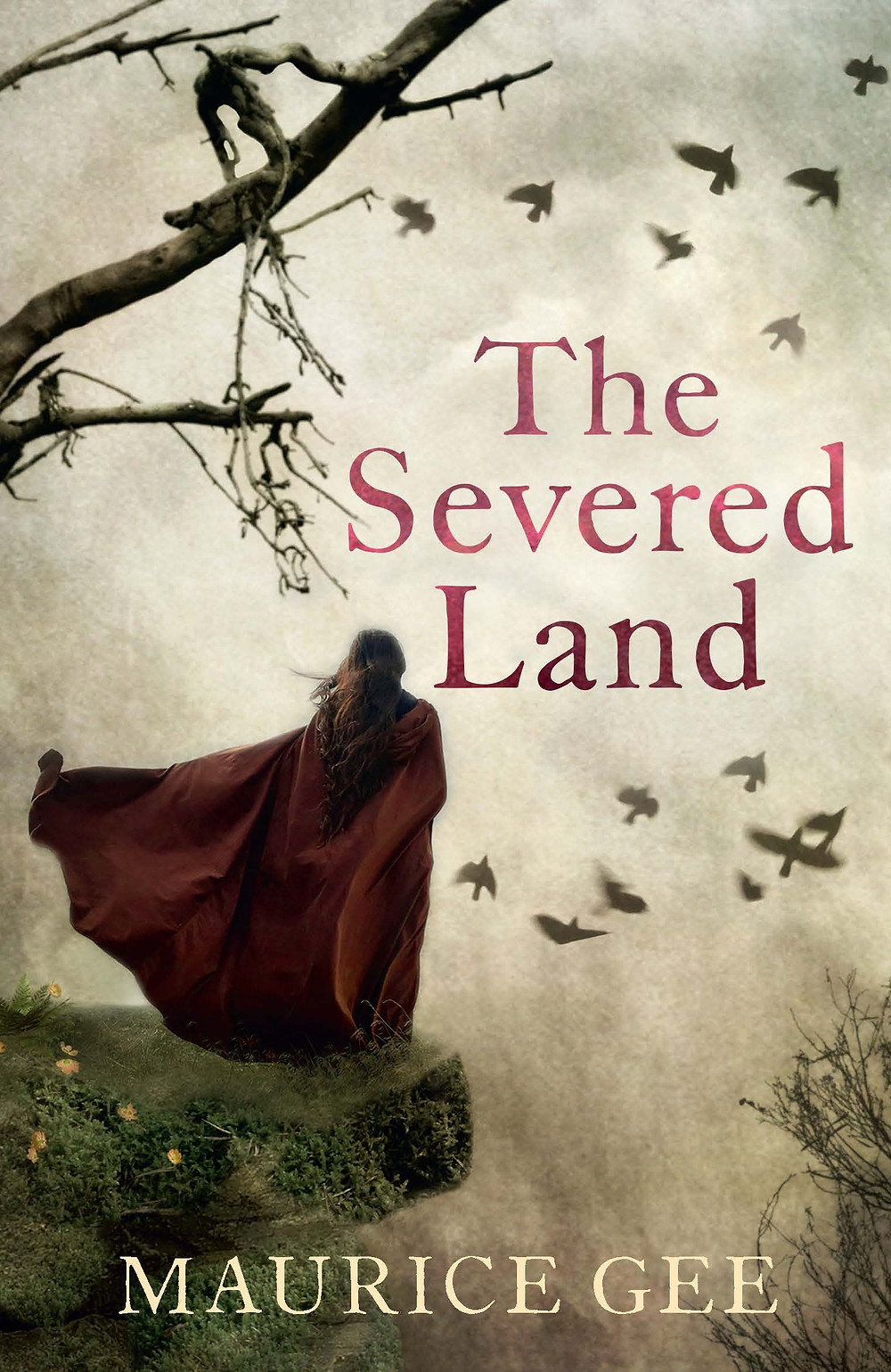 The Severed Land cover