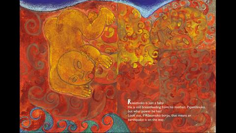 Robyn Kahukiwa: Artist, Writer, Illustrator