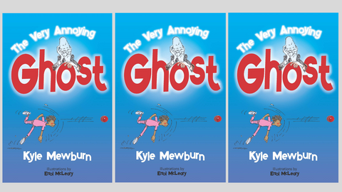 THE SAMPLING: The Very Annoying Ghost