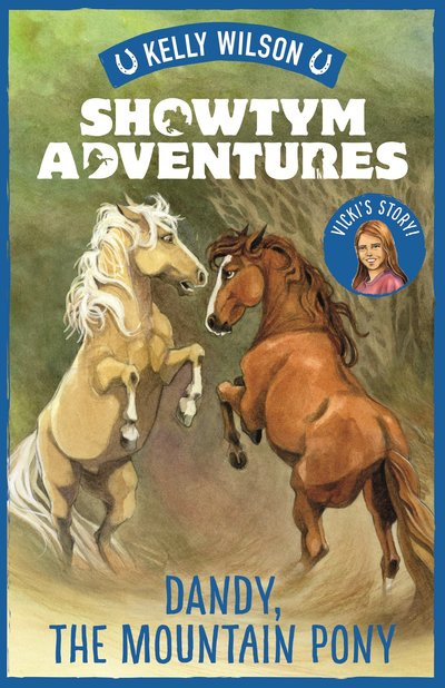 dandy the mountain pony