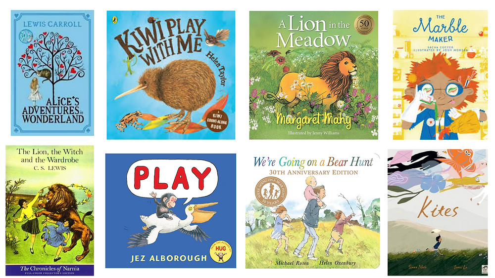 books featuring play