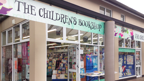 From the Shop Floor: Children's Bookshop