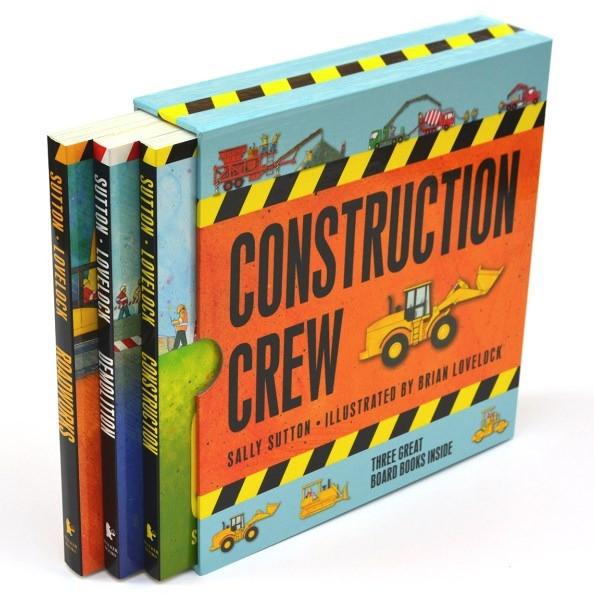 Construction Crew: Roadworks, Demolition and Construction