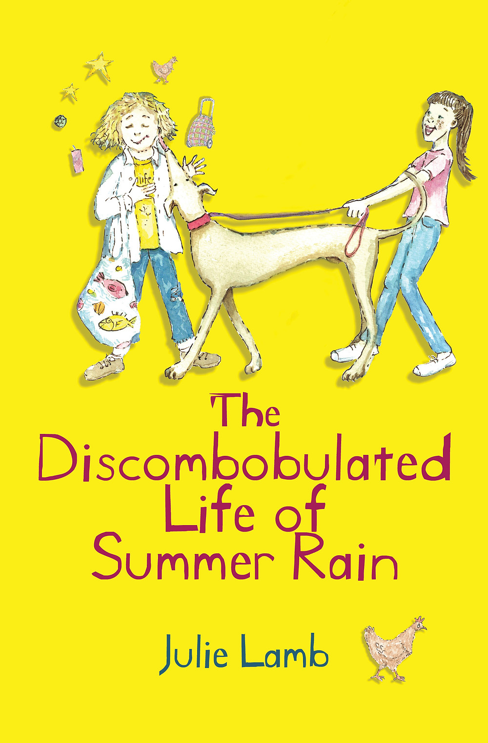 The Discombobulated Life of Summer Rain