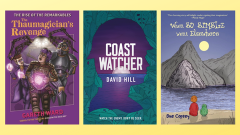 Book Reviews: New Fiction from Aotearoa Authors