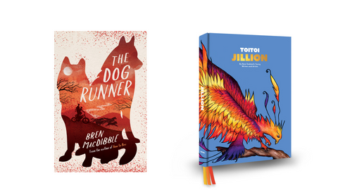 Book Reviews: The Dog Runner and Jillion