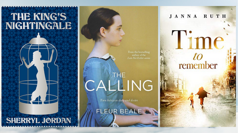Book Reviews: Three new titles for teens