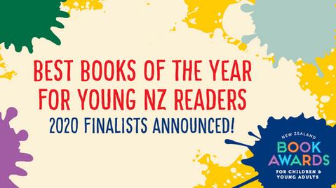 Book Quiz: The 2020 children's book awards