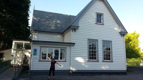 School Librarians of Aotearoa: Theresa Kewish