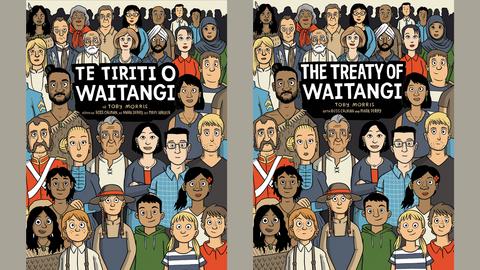 Te Tiriti | The Treaty–The New Book