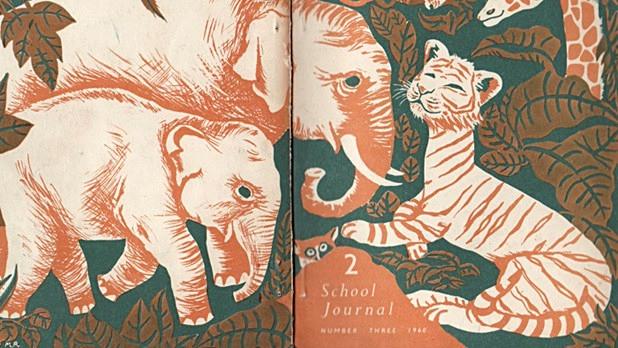 School Journal 1960 cover