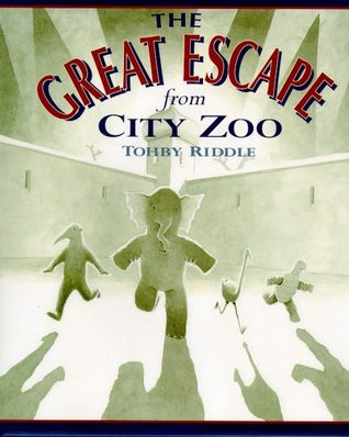 the great escape from city zoo by ttohby riddle