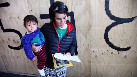 Leilani Tamu & the books her kids are reading