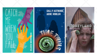 Book Reviews: A range of Young Adult Publishing