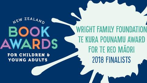 Book Awards: Finalists for Te Kura Pounamu