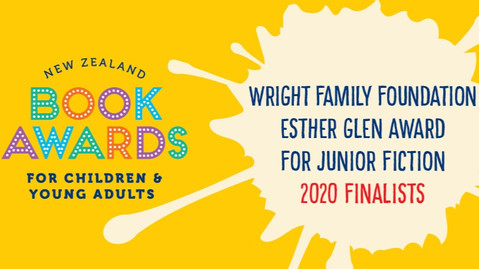 Book Awards: The Junior Fiction Finalists