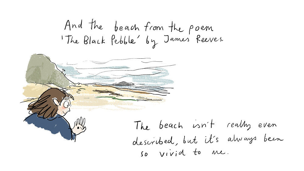 The Black Pebble