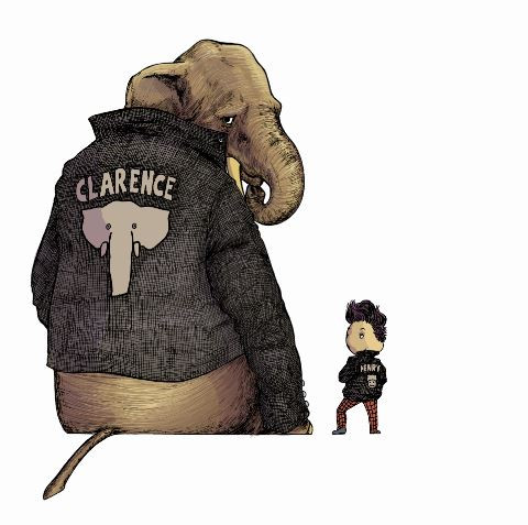 Image from If I Had an Elephant (Scholastic NZ, 2017)